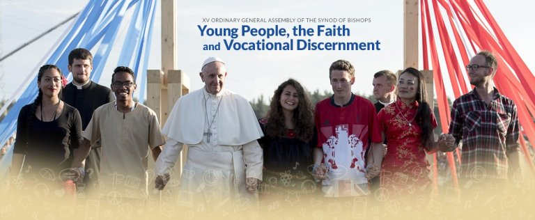 Walking together in the Church - towards the Synod 2018