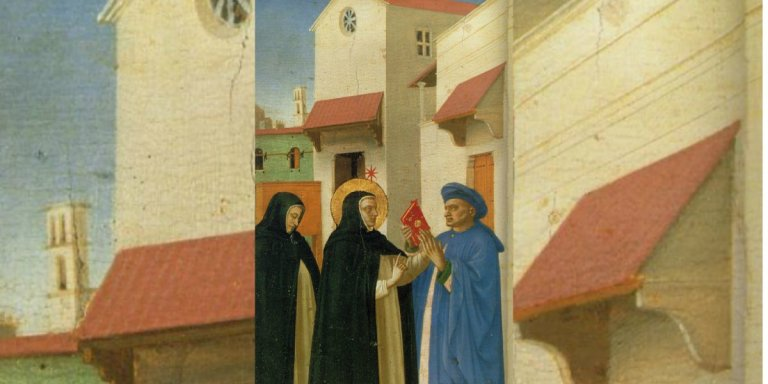 Saint Dominic: the Joy of the Gospel